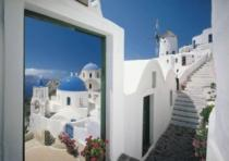 CLEMENTONI 1000 dílků - Řecko