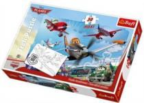 TREFL 30 dílků - Letadla