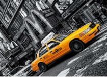 CLEMENTONI 1000 dílků - New York Taxi