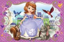TREFL 24 dílků - Princezna Sofie s nejlepšími přáteli