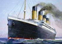 DINO 1000 dílků - Titanic
