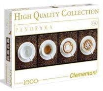 CLEMENTONI 1000 dílků - Káva