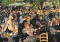 DINO 3000 dílků - Renoir: Bál v Moulin de la Galette