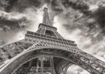 DINO 1500 dílků - David Novi: Mračna nad Eiffelovkou