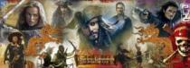 CLEMENTONI 1000 dílků - Piráti z Karibiku