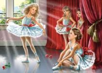CASTORLAND 120 dílků - Hodina baletu