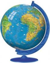 RAVENSBURGER Puzzleball 180 dílků - Dětský globus se zvířátky
