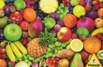 PIATNIK 1000 dílků - Ovoce