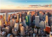 DINO 3000 dílků - Mrakodrapy, Manhattan, New York