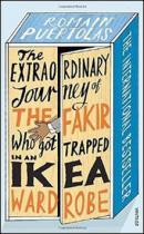 Romain Puértolas: The Extraordinary Journey of the Fakir Who Got Trapped in an Ikea Wardrobe