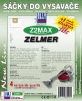 Jolly Sáčky do vysavače Zelmer Model 4000 textilní 4ks