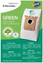 Electrolux Originální sáčky do vysavače ELECTROLUX s-bag® Green - 3ks E212B
