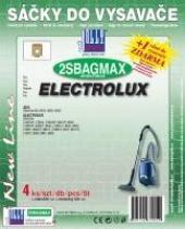 Jolly Sáčky do vysavače Electrolux UltraOne Z 8862 T textilní (2SBAGMAX) 4ks