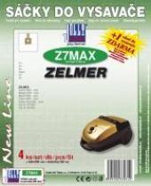 Jolly Sáčky do vysavače Zelmer Magnat 2000 Serie 4ks