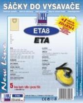 Jolly Sáčky do vysavače Eta Eco 5ks