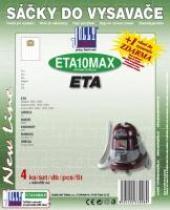Jolly Sáčky do vysavače ETA Neptun 3404 textilní 4ks