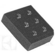 Electrolux Pěnový filtr do vysavače ELECTROLUX UltraPerformer 2194113029 - černobílý