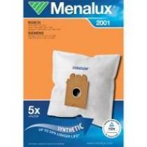 Menalux Sáčky do vysavače MENALUX 2001 syntetické, 5ks