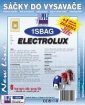 Jolly Sáčky do vysavače ELECTROLUX XXL 62, 110, 125, 130, 140, 150, 5ks, 2 filtry 6ks