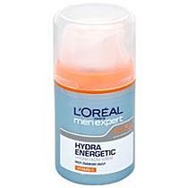 Hydratační krém proti známkám únavy pro muže Hydra Energetic 50 ml