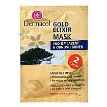 Dermacol Omlazující maska s kaviárem   2 x 8 g