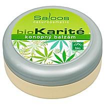 Saloos Bio Karité konopný balzám 50ml
