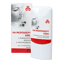 PM Propolisový krém s bambuckým máslem a panthenolem