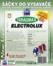 Jolly Sáčky do vysavače AEG Viva Control AVC 1110 1190 textilní 4ks
