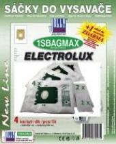 Jolly Sáčky do vysavače ELECTROLUX Ergospace Green ZEG 300 - ZEG 355 , 4ks