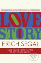 Erich Segal: Love Story
