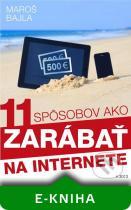 Maroš Bajla: 11 spôsobov ako zarábať na internete