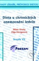 Milan Hrubý, Olga Mengerová: Dieta u chronických onemocnění ledvin