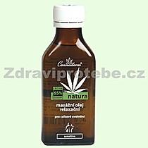 Masážní olej relaxační