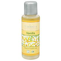 Bio Vanilla - Tělový a masážní olej