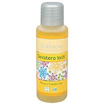 Bio Devatero kvítí - tělový a masážní olej