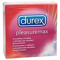 Kondomy Pleasuremax