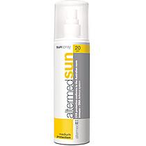 Sun spray SPF 20