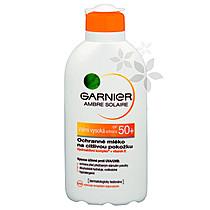 Opalovací mléko OF 50+ Ambre Solaire 200 ml