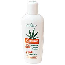 Stimulační šampon s kofeinem Capillus 150 ml