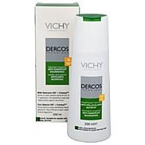 Dercos -Šampon proti lupům - pro suché vlasy