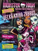 Monster High: Veľká kniha zábavy