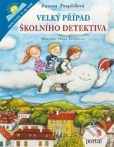 Zuzana Pospíšilová: Velký případ školního detektiva