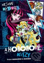 Monster High: Desivé aktivity a hororové kvizy