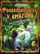 Dan Green: Dobrodružství v Amazonii