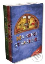 Stela Brix: Trilógia dobrodružných románov pre deti