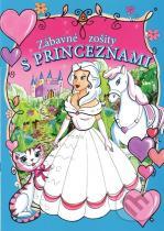 Zábavné zošity s princeznami