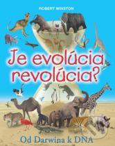 Robert Winston: Je evolúcia revolúcia?