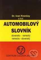 Ivan Krenčey: Automobilový slovník - slovensko-nemecký a nemecko-slovenský