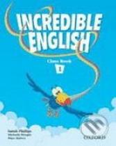 Sarah Phillips: Incredible English 1 Class Book