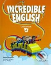 Sarah Phillips: Incredible English 4 (OUP)